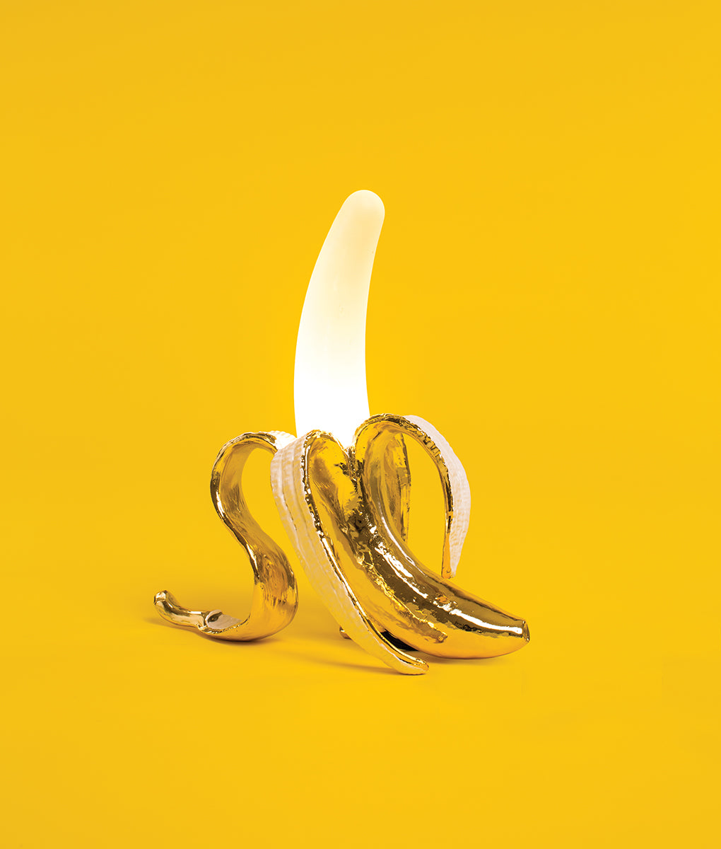 Seletti Banana Lamp-1