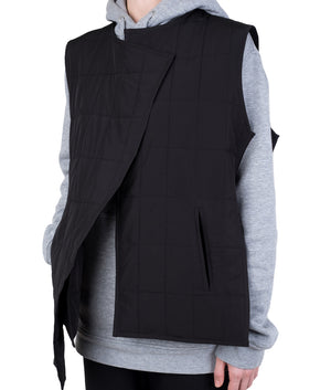 Re-Cover Merino Vest-5