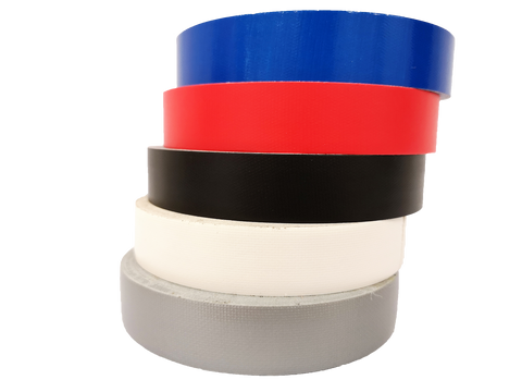 Assorted Colours Cloth Tape