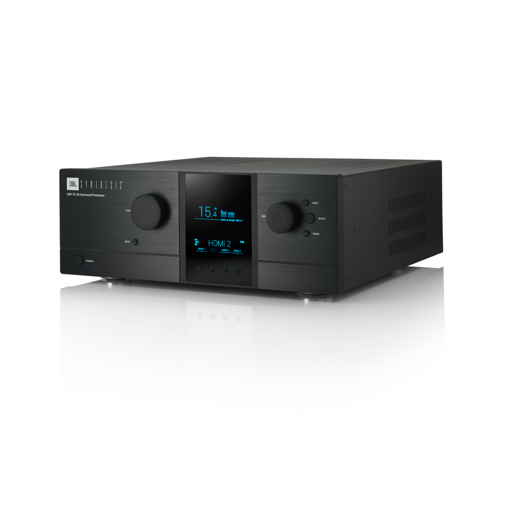 JBL Synthesis SDP-75 Luxury Home Cinema Digital Audio Processor (16 to 32 Channel)