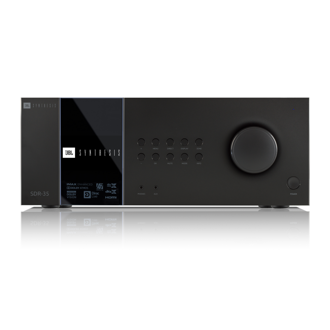 JBL Synthesis SDR-35 16 Channel Class G Immersive Surround Sound AV Receiver