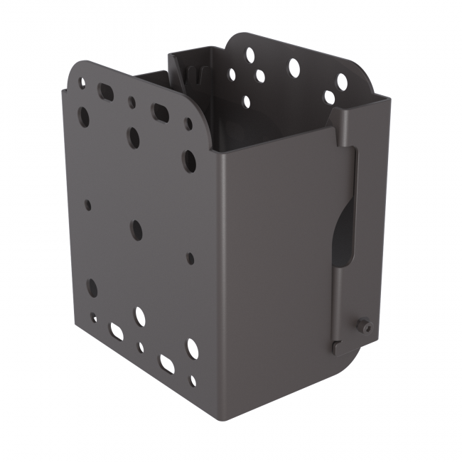 MN Mounting WMT-C100 Speaker Wall Mount Plate with 4