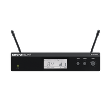 Load image into Gallery viewer, Shure BLX4R Wireless Receiver for BLX-R Analog Wireless System