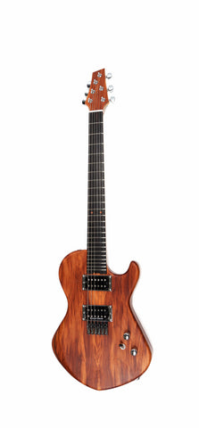 "Duvoisin Custom Guitar ""Big Apple"""
