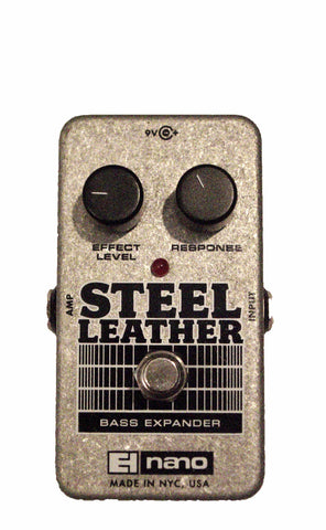 Electro-Harmonix Steel Leather (Bass expander)