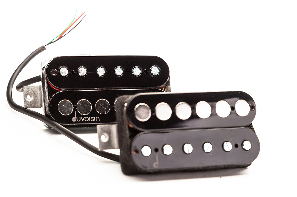 Innovative concept for pickups and integrated preamp