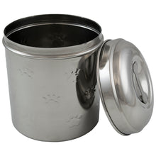 Load image into Gallery viewer, Stainless Steel Treat Jar Large