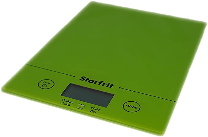 Starfrit Ultra Slim Electronic Kitchen Scale