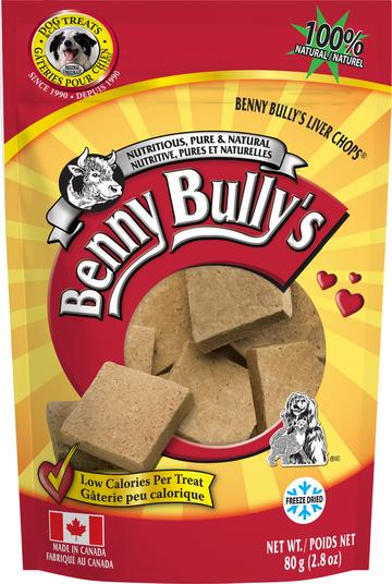 Benny Bully's Liver Treats