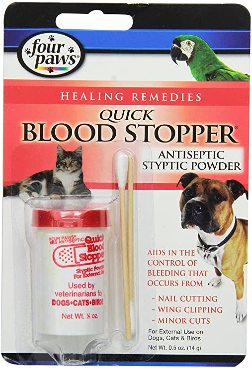 Quick Blood Stopper Styptic Powder