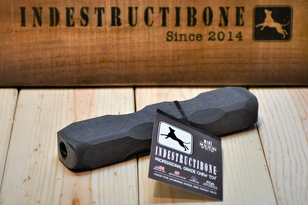 Indestructibone Mini (for dogs up to 15 lbs)