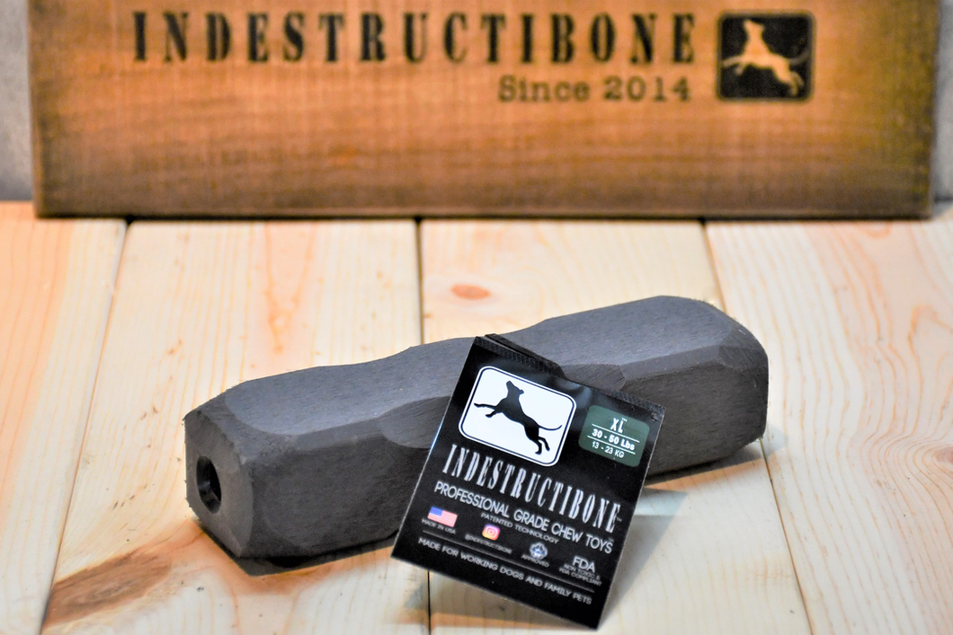 Indestructibone XL (for dogs between 30-50 lbs)