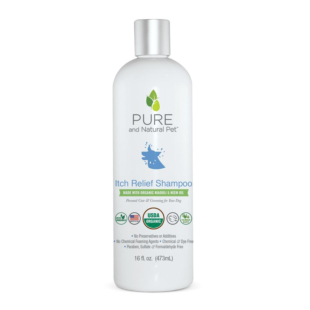 Pure and Natural Pet - Itch Relief Shampoo 16oz