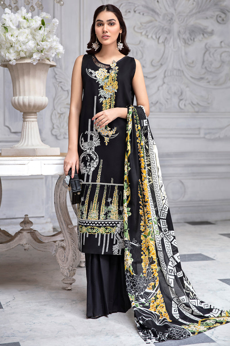 Urbane(Embroidered Lawn Collection)