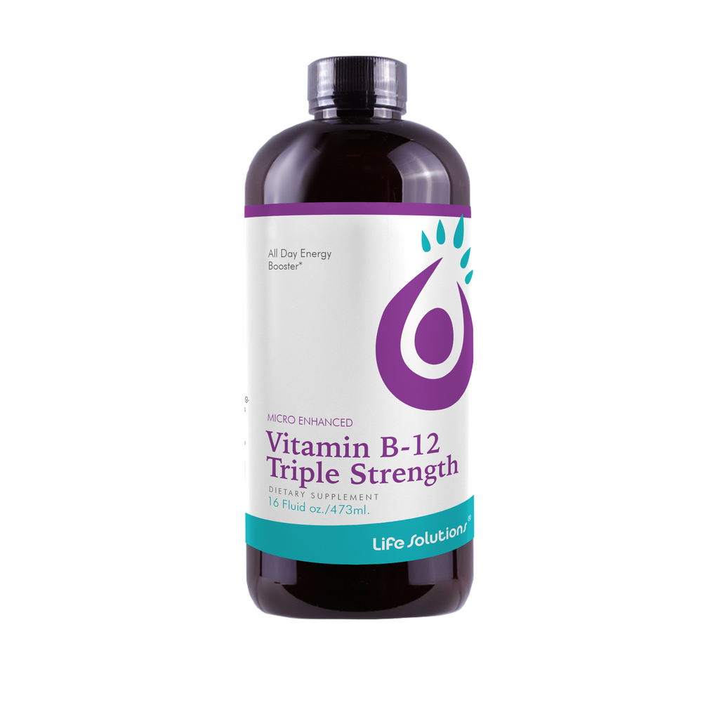 Vitamin B12 Triple Strength