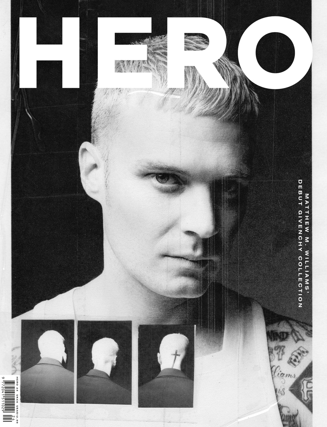 HERO 24 – Matthew M. Williams' debut collection for Givenchy