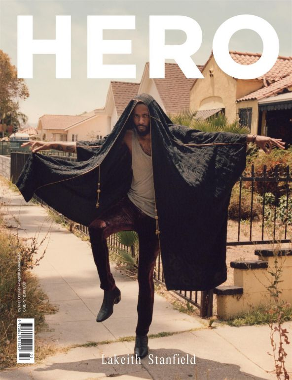 HERO 22 – Lakeith Stanfield cover