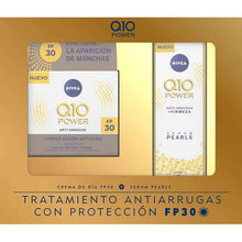 Ladda upp bild till gallerivisning, Anti rynk-behandling Nivea Q10 Power (2 pcs) (Refurbished A+)