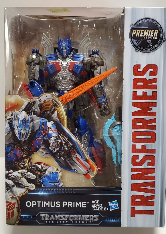 Age Of Extinction Voyager Optimus Prime
