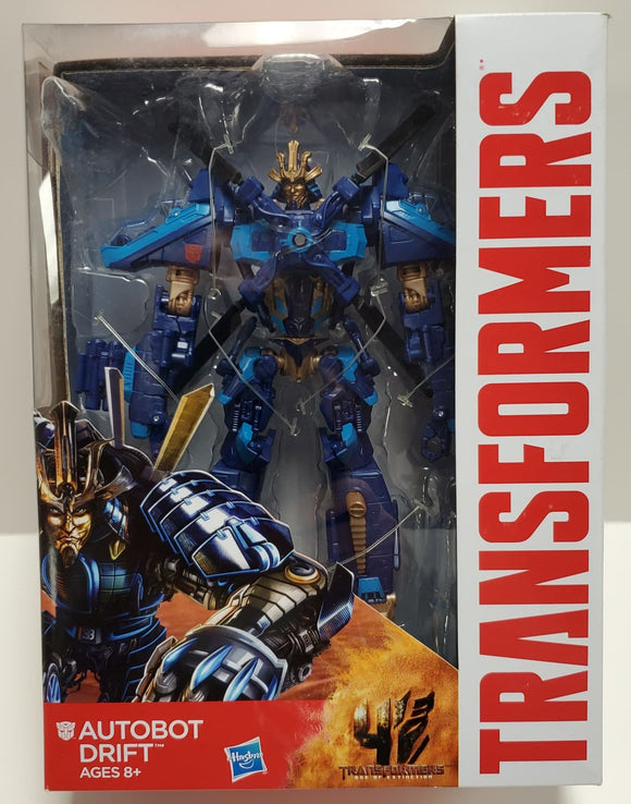 Transformers Age of Extinction Voyager Autobot Drift