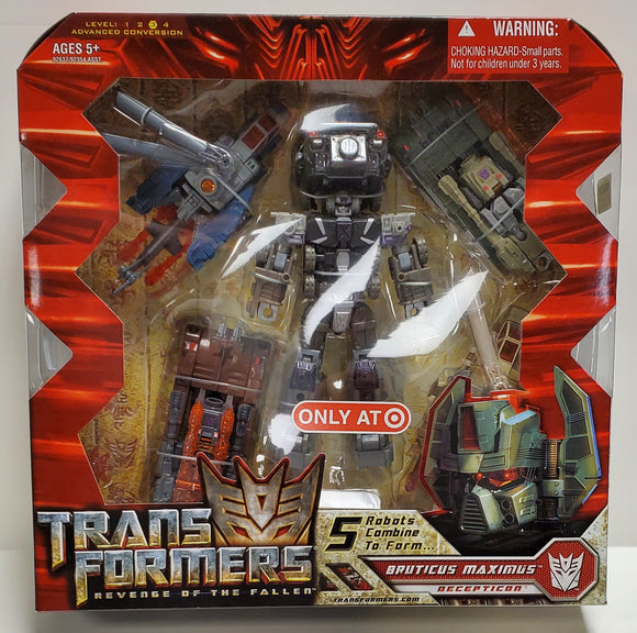 Transformers Revenge of The Fallen Bruticus Maximus Multi-Pack