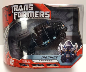 Transformers Premium Series Voyager Class Ironhide Sealed - collectablekingdom