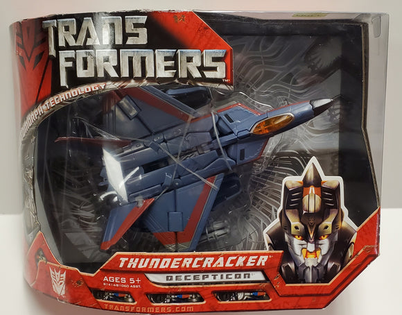 Transformers Thundercracker Sealed - collectablekingdom