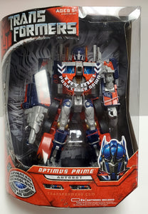 Transformers Optimus Prime Leader Class Sealed - collectablekingdom