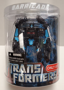 Transformers Barricade Target Exclusive Sealed - collectablekingdom