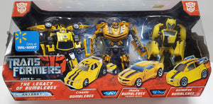 Transformers The Legacy of Bumblebee Sealed - collectablekingdom