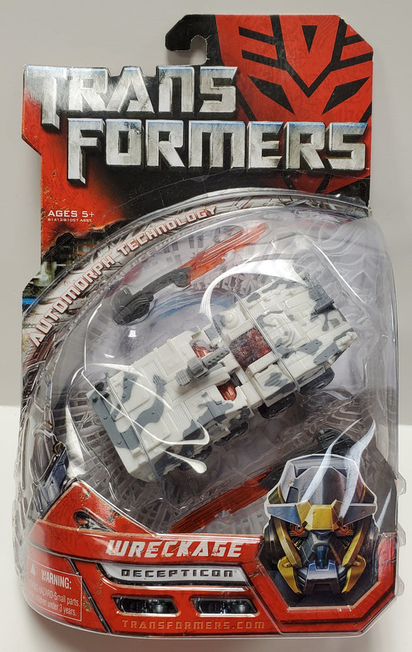 Transformers Wreckage Sealed - collectablekingdom