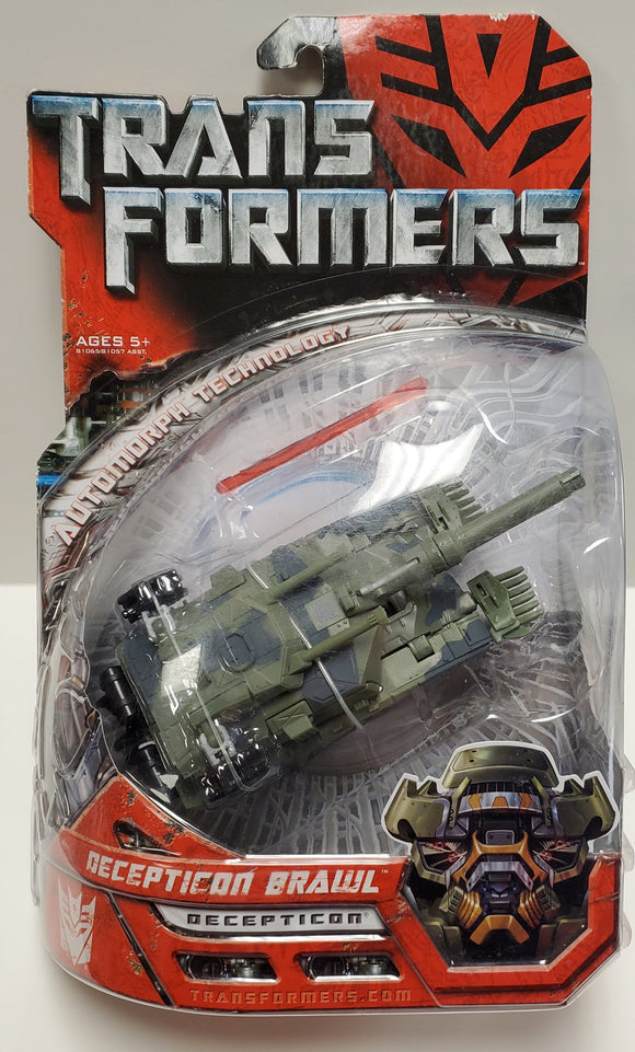 Transformers Brawl Sealed - collectablekingdom