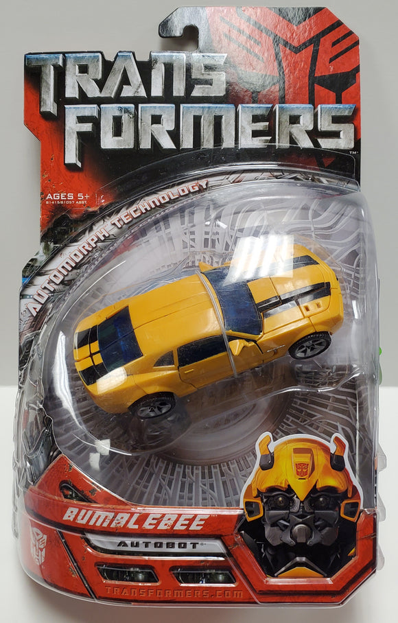 Transformers Bumblebee Sealed - collectablekingdom