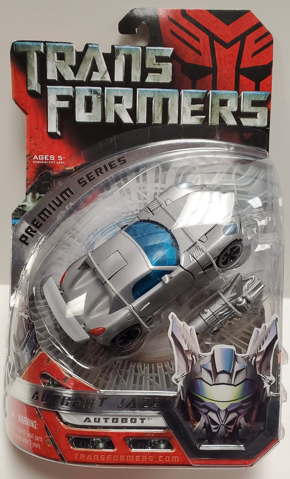 Transformers Premium Series Autobot Jazz Sealed - collectablekingdom