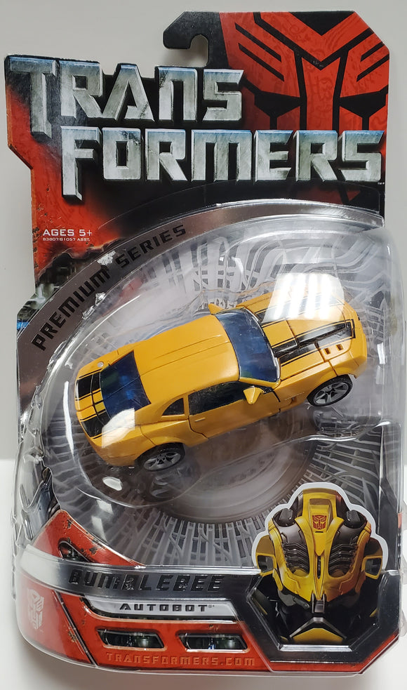 Transformers Premium Series Bumblebee Sealed - collectablekingdom