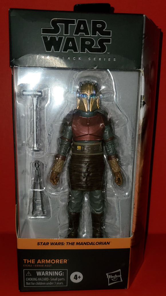 Star Wars The Black Series The Armorer