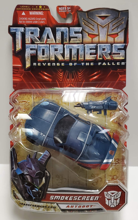 Transformers Revenge Of The Fallen Smokescreen