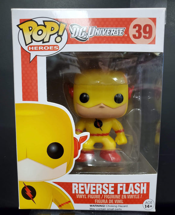 POP! DC Universe Reverse Flash #39