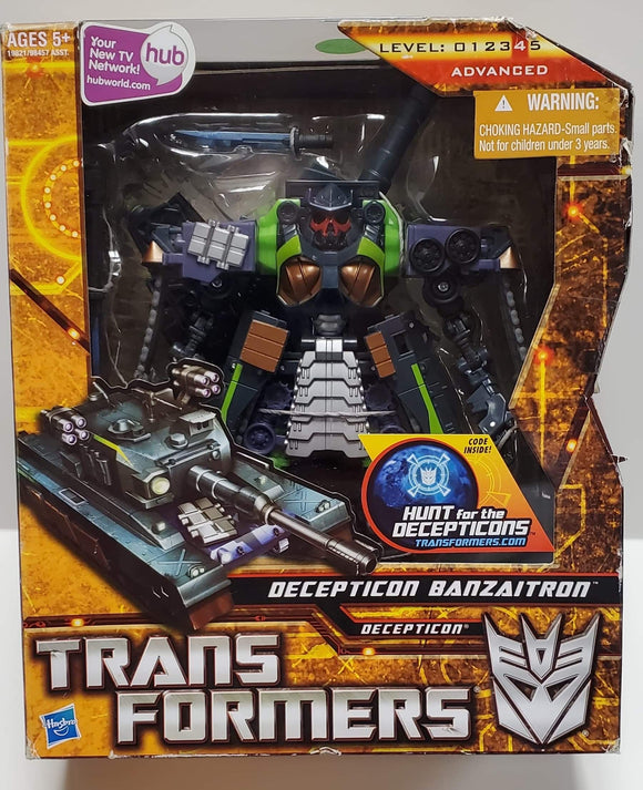 Transformers Hunt For The Decepticons Banzaitron