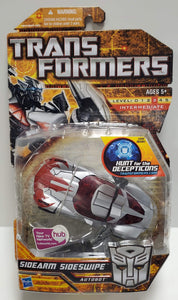 Transformers Hunt For The Decepticons Sidearm Sideswipe