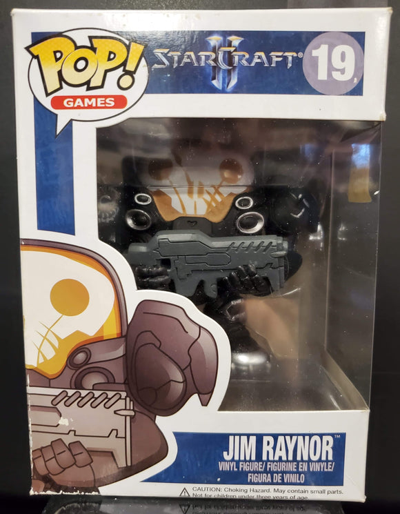 POP! StarCraft Jim Raynor #19