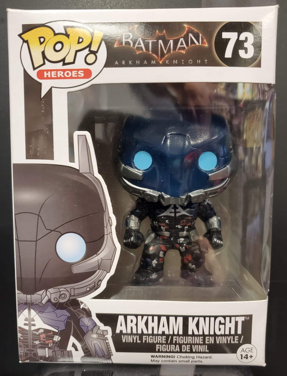 POP! Batman Arkham Knight #73