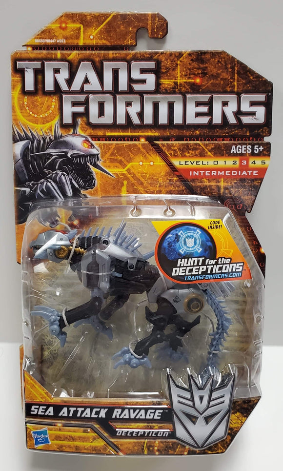 Transformers Hunt For The Decepticons Sea Attack Ravage