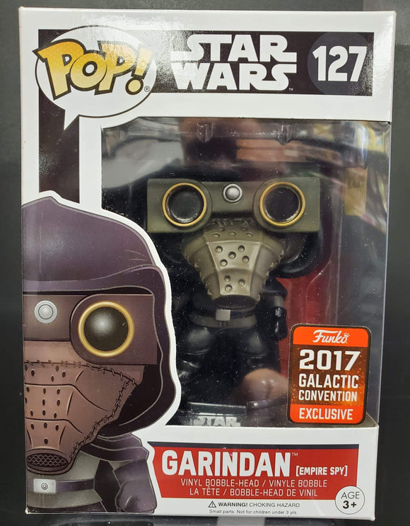 POP! Star Wars Garindan #127