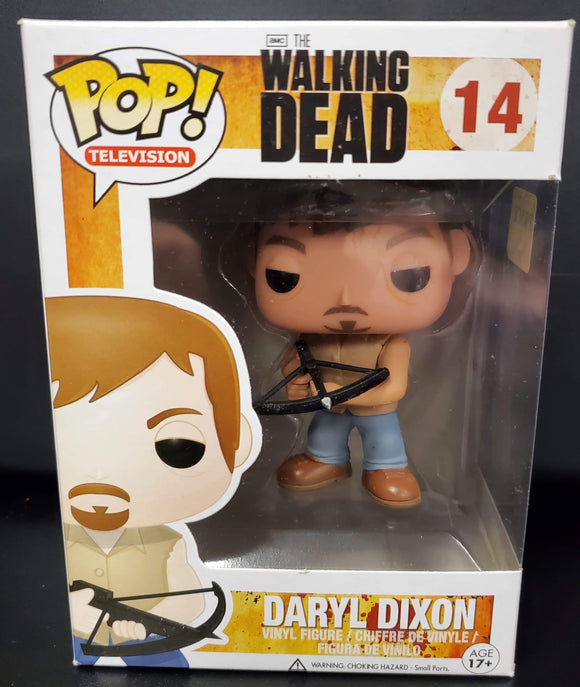 POP! The Walking Dead Daryl Dixon #14