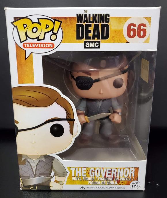 POP! The Walking Dead The Governor #66
