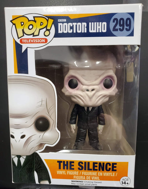 POP! Doctor Who The Silence #299