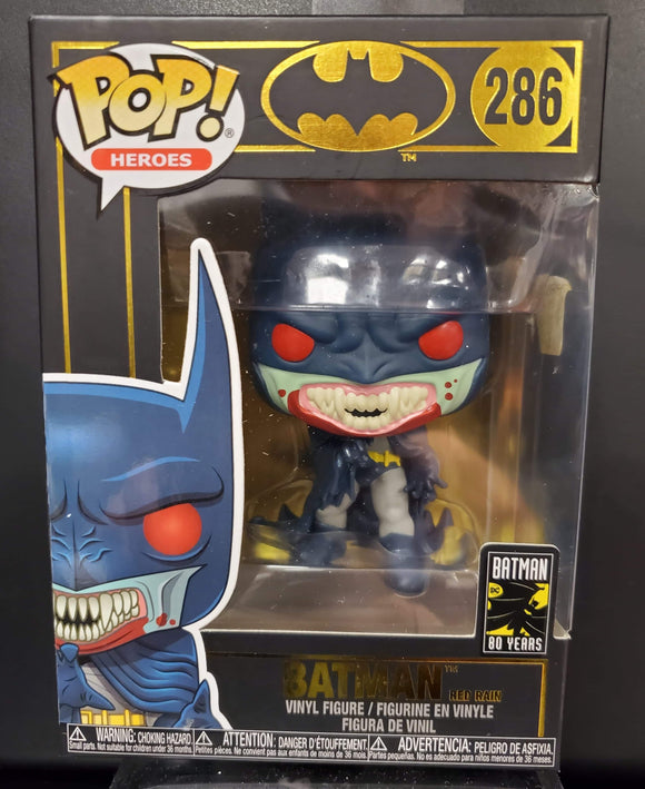 POP! Batman Red Rain #286