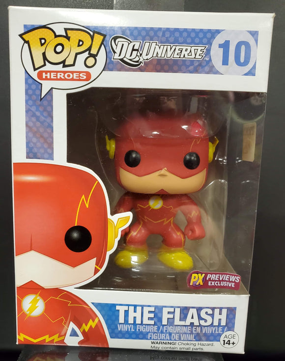 POP! DC Universe The Flash #10