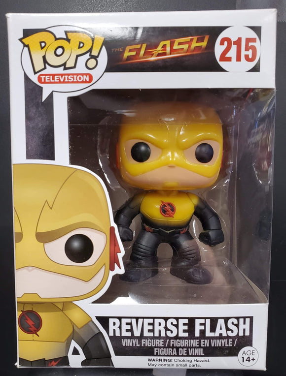POP! Reverse Flash #215